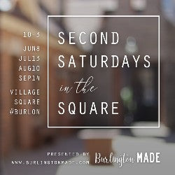 Second Saturdays in the Square - August 10, 2019