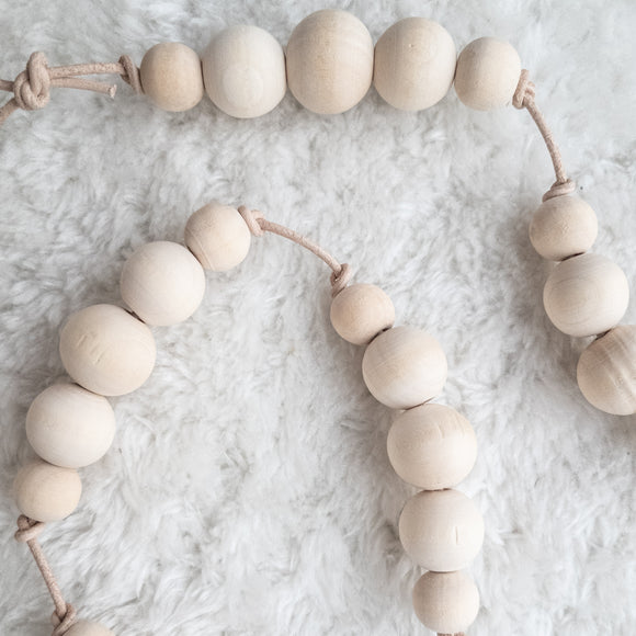 Darcy Beaded Garland