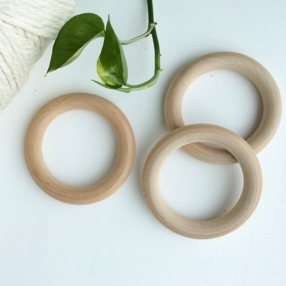 Wooden Ring 96mm