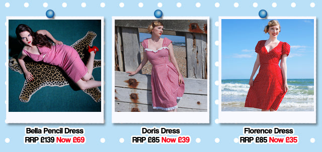 Dollydagger Summer Sale 2016 Vintage Summer Dresses