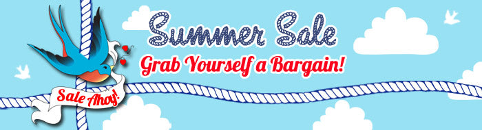 Dollydagger Summer Sale 2016