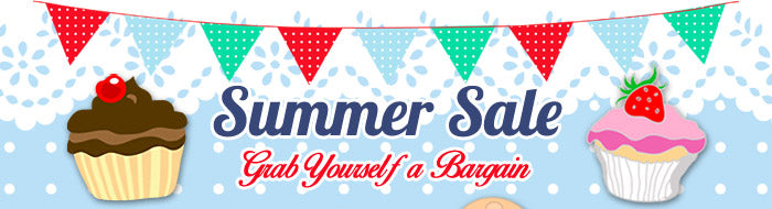 Dollydagger Summer Sale Blog Header
