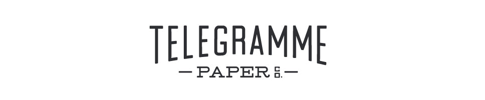 Telegramme Paper Co. Logo