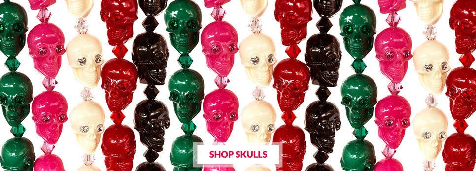 Skull Jewellery, Art and Accessories