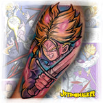 Trunks Tattoo