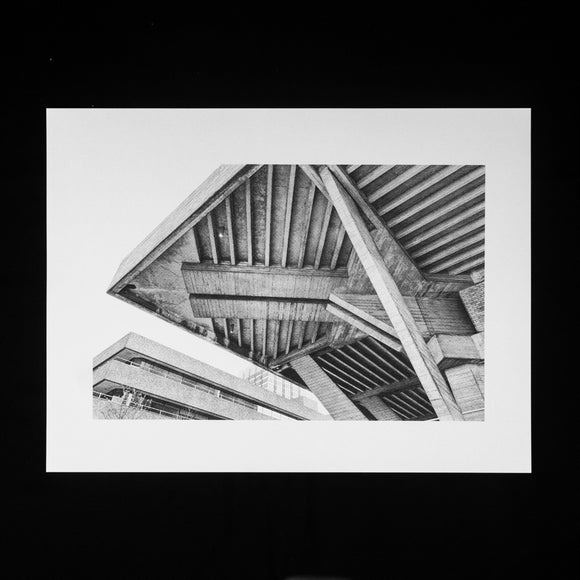 PRINT: National Theatre- Look Up