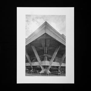 PRINT: National Theatre- Corner