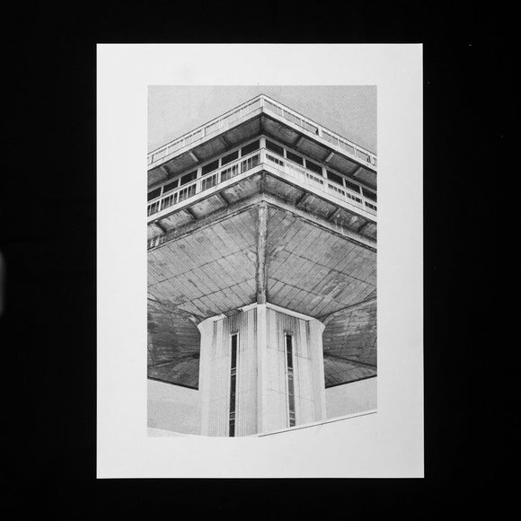 PRINT: Forton Services- Tower Corner