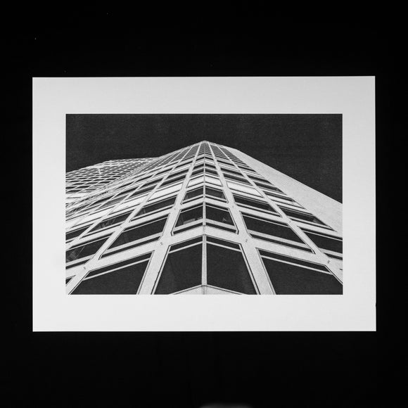 PRINT: Alpha Tower- Look Up