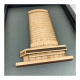 Lasercut: Rotunda