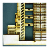 Lasercut: Trellick Tower