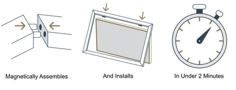 Samsung tv frame installation