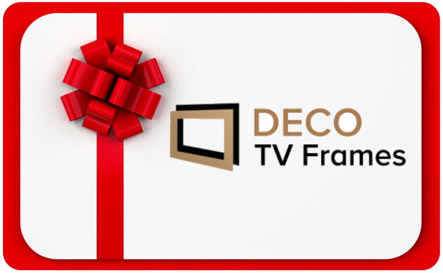 Deco TV Frames Gift Card