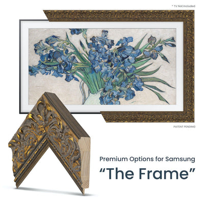samsung the frame gold