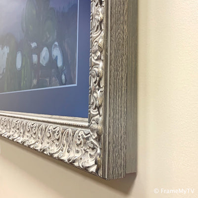 Samsung The Frame - Silver Sides