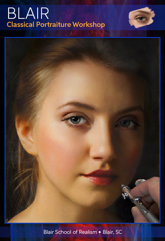 Dru Blair: Airbrush - Classic Portraiture</b><p>Held in March 2016</p>
