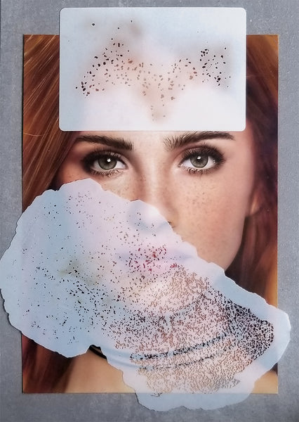 Blair Stencil - Freckles Bundle