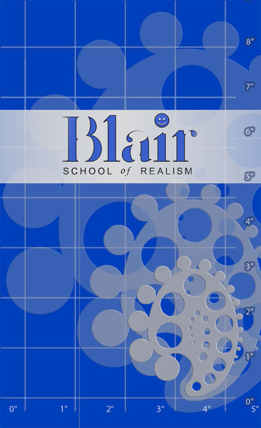 Blair Stencil - Multi-circle
