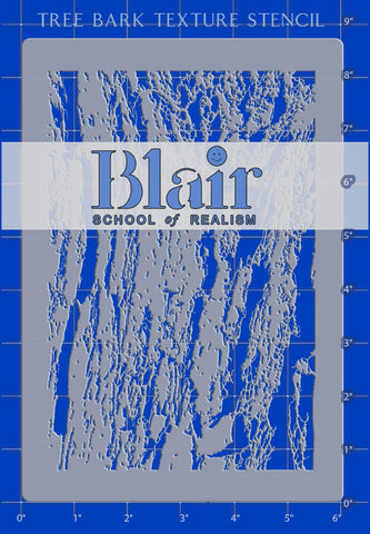 Blair Stencil - Bark