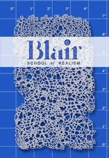 Blair Stencil - Small Cell Texturizer