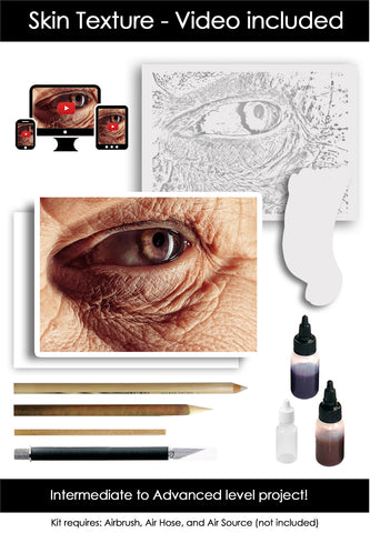 Classroom in a Box: Textured Skin kit