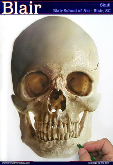 Dru Blair: Airbrush - Automotive Skulls </b><p>Held in October 2015</p>