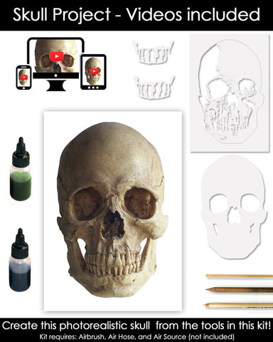 Classroom in a Box - Skull kit