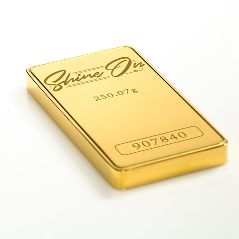 Free 18K ShineOn Gold Plated Bar! (See Description Below)
