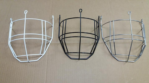 Facemask: Stainless steel