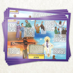 New Testament Bible Characters Full Set (8)