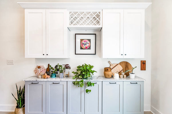 Philly Townhouse Kitchen