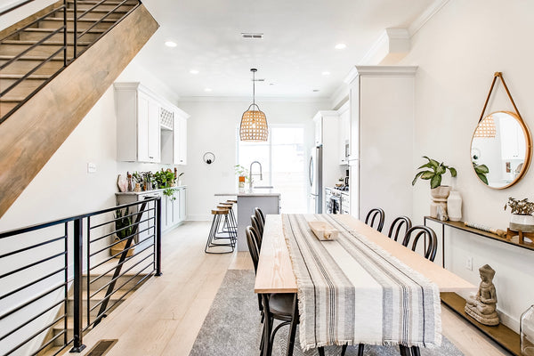 Philly Townhouse Dining Room