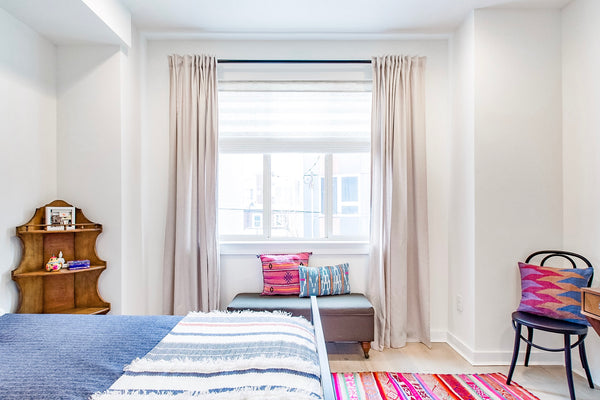 Philly Townhouse Bedroom
