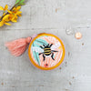 Eden Travel Jewellery Box With Bee Design