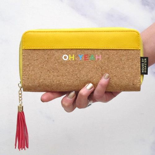 Smile 'Oh Yeah' Wallet