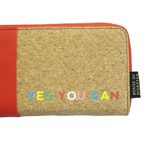 Smile 'Yes You Can' Wallet