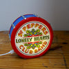 The Beatles Sgt Pepper's Lonely Hearts Club Band Drum Mini LED Light