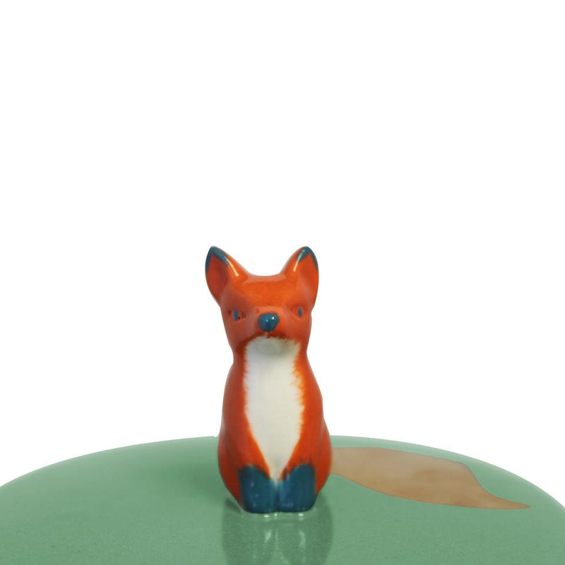 Secret Garden Fox Jar