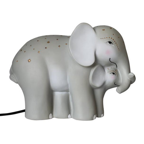Sleepy Elephant Mini LED Light