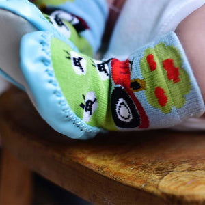 Farmyard Moccasin Slippers