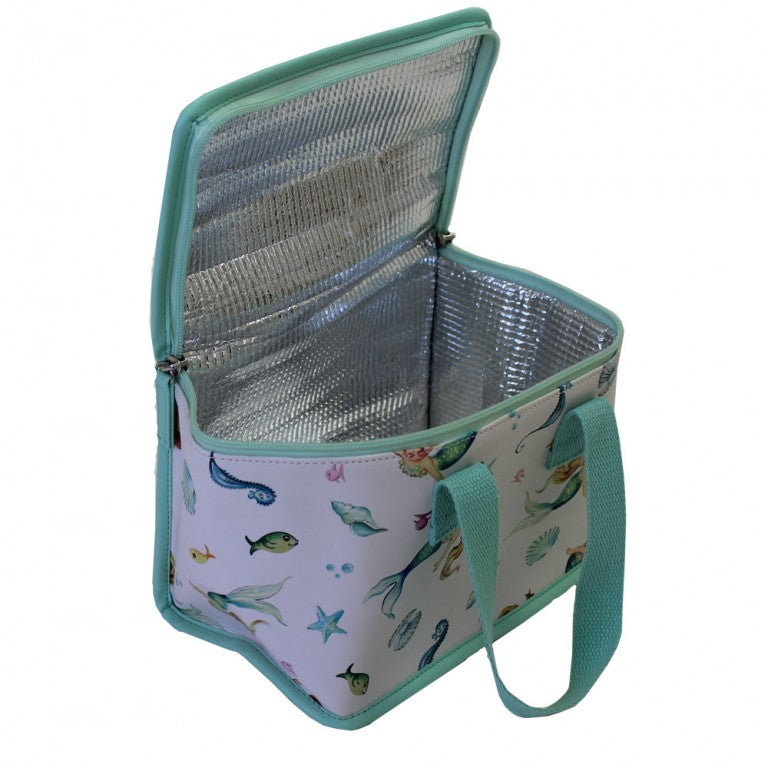 Mermaid Print Lunch Bag
