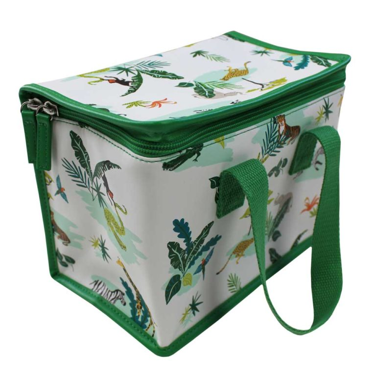 Safari Print Lunch Bag