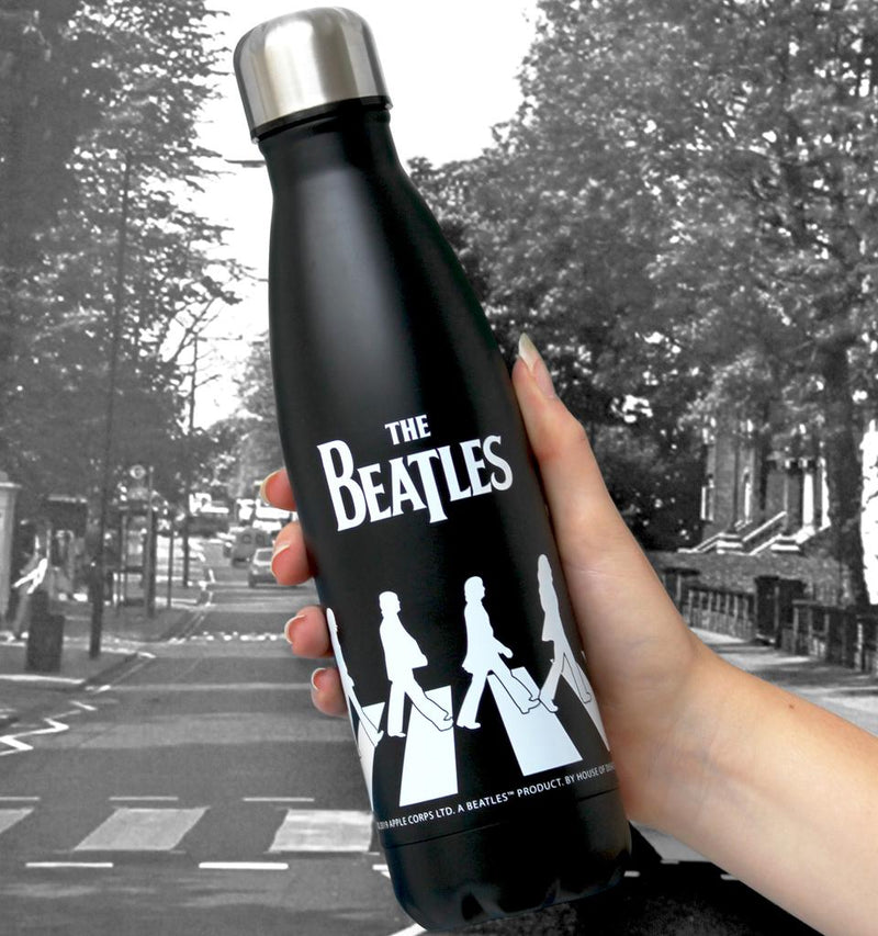 The Beatles Abbey Road Stainless Steel Flask