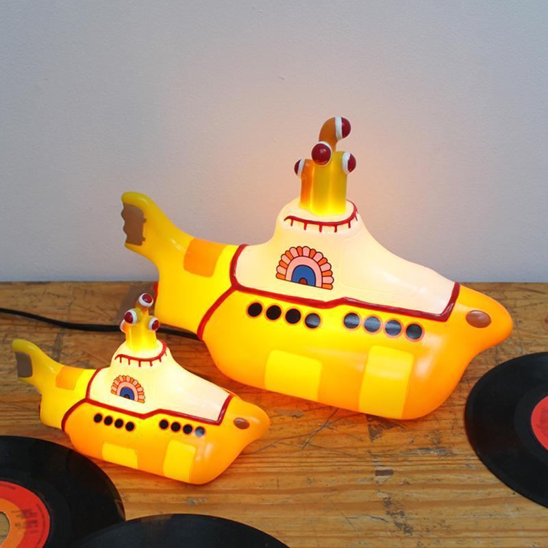 The Beatles Yellow Submarine Mini Lamp