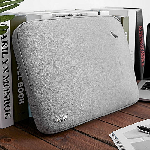 POFOKO Waterproof and anti fall laptop sleeve bag case cover pouch skins For Apple Macbook Pro Air 13.3 MC white 11 12 13 15 17""