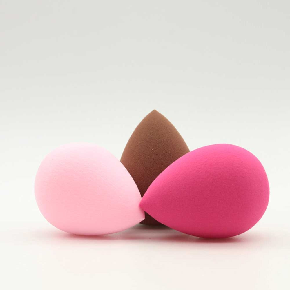 Makeup Sponge Professional Cosmetic Puff For Foundation Concealer Cream Make Up Blender Soft Water Sponge Wholesale p34