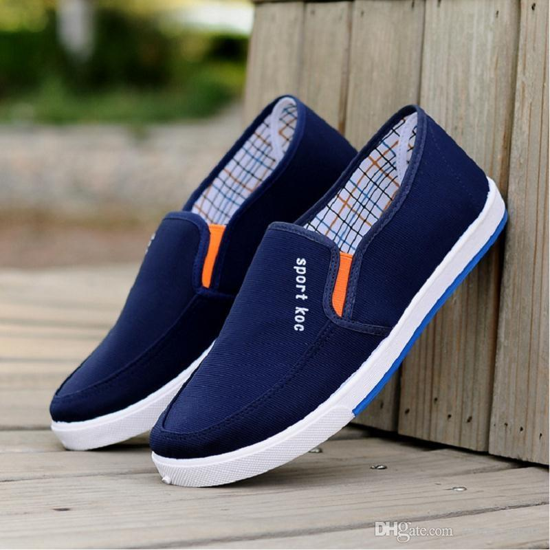 Handmade Cloth Shoes Man Big Size Espadrilles Flats Solid Moccasins Men Mens Footwear Casual Sneaker Dad Shoes Light Sneaker