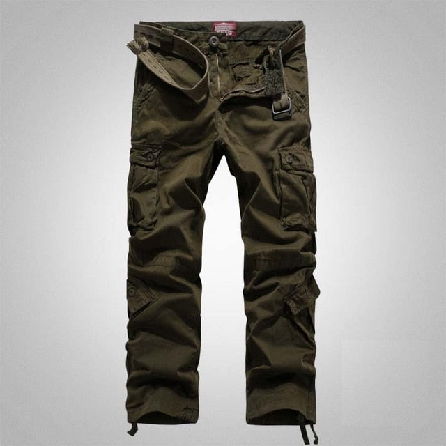 Big Size Baggy Cargo Pants for Men and Women Spring Winter Wide Leg Trousers Mens Joggers Pants Military Camouflage Clothing