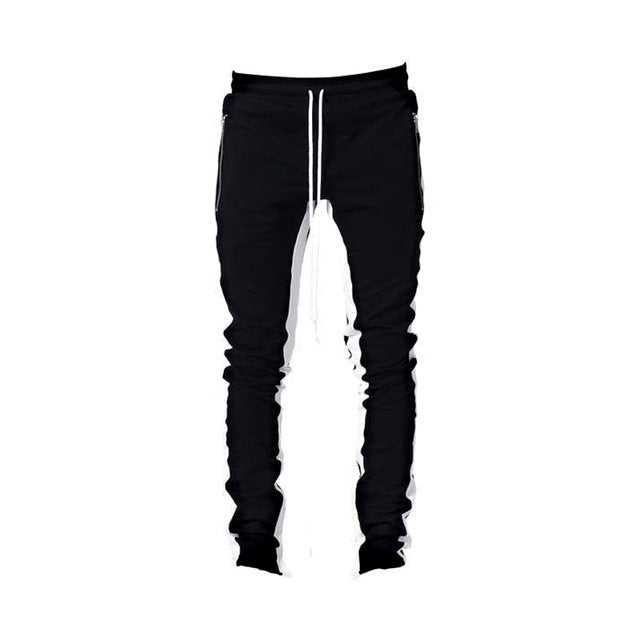 Fashion men's clothing 2019 brand fitness sportswear casual men's trousers jogger bodybuilding men's pants trend street clothing
