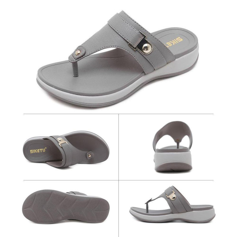 Comfortable Beach Sandals & Toe Clip Slippers